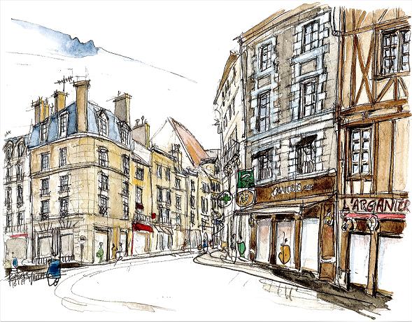 Place Notre DameZ