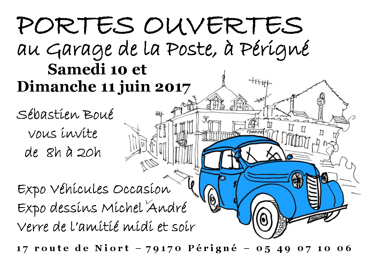 Invitation Croctoo_Garage_Poste_2017